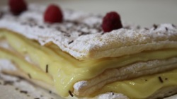 millefoglie chantilly